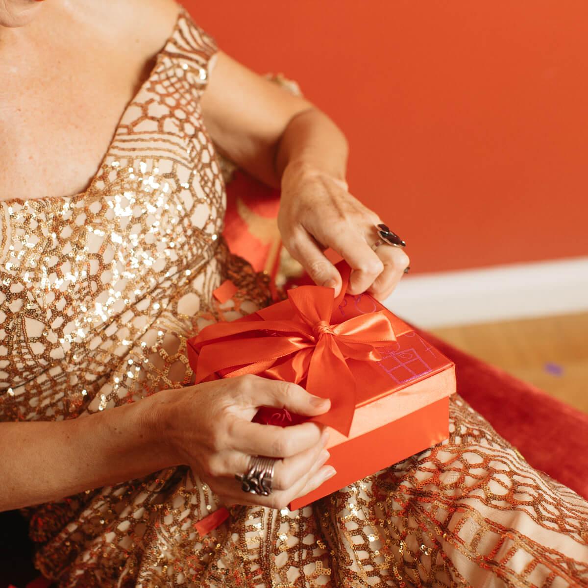 Scegliere una confezione regalo diversa dalle solite