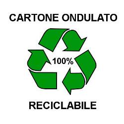 Cartone Reciclabile 100%